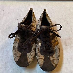 Coach Belina women's sport shoe size 8.5